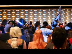 New York Comic Con Championships Of Cosplay, Cosplayers Dancing And Having Fun At NYCC 2016 - Video --> http://www.comics2film.com/new-york-comic-con-championships-of-cosplay-cosplayers-dancing-and-having-fun-at-nycc-2016/  #Cosplay