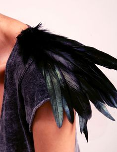 i love feathers yes i do