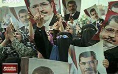 Presidente do Egito cai depois de duas semanas de protestos