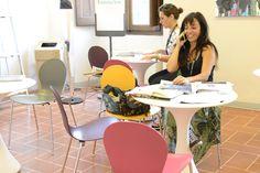 Ultimo giorno dell'88esima edizione di #Pittiuomo #pu88. Ma le nostre sedie #Cathedrae rimarranno durante tutti gli appuntamenti estivi di #Pitti: #Pittibimbo #pb81 e #Pittifilati #pf75 www.cathedrae.it