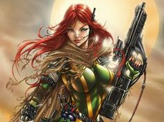 Here is Hope Summers from the Xmen Lines by me Urszula really came through with this one. This girl brings my work to lif. Hope Summers X men Colored Comic Book Characters, Marvel Characters, Comic Character, Comic Books Art, Marvel Girls, Comics Girls, Marvel Females, Gi Joe, Marvel Comics