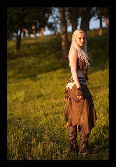 Daenerys Targaryen (my cosplay) by ~SilverKhaleesi on deviantART