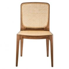 Bossa Side Chair Walnut