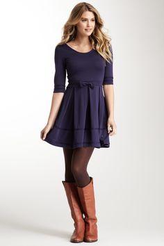 Tommy Girl Box Pleat Dress