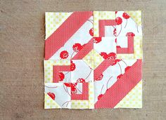 Diary of a Quilter - a quilt blog: Virtual Quilting Bee block #8 + an awesome giveaway