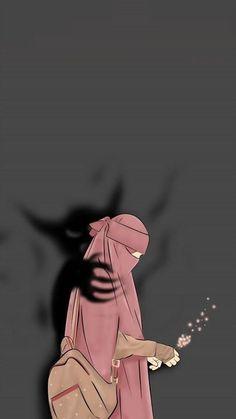 Couple Cartoon, Girl Cartoon, Cartoon Art, Muslim Pictures, Islamic Pictures, Cute Muslim Couples, Muslim Girls, Cover Wattpad, Hijab Drawing