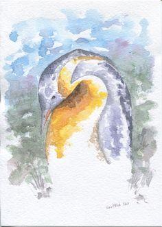 penguin by ~GorINIch on deviantART