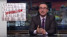 John Oliver is wrong: Corporate greed to blame for the death of newspapers Image: hbo/last week tonight  By Andrew Springer2016-08-10 12:51:19 UTC  Let me say this upfront: I loved John Olivers take down of Americas (dying) newspaper industry that aired Sunday night on HBO.  In an epic 20-minute rant that only he could deliver Oliver took aim at the industry-wide struggle that has defined my professional life.  The newspaper industry today is in big trouble Oliver said. Papers have been…
