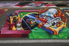 Sarasota Chalk Festival Post 3 | RonnieBo Photos