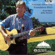 John Denver - National Arbor Day Foundation PSA's