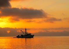 Magdalena Bay Sunset by kusleryachts, via Flickr