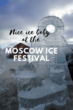 If you are in Moscow during the winter holidays, check out the Moscow Ice Festival, Icy Moscow. Ice slides and sculptures.