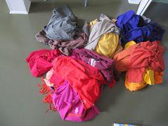 Moss Crochet: T-Shirt Yarn Madness!