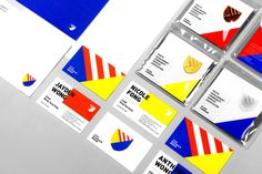 Youth Involvement Community Service Association on Behance