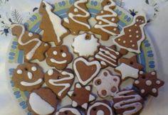 Gingerbread Cookies, Desserts, Christmas, Food, Gingerbread Cupcakes, Tailgate Desserts, Xmas, Deserts, Eten
