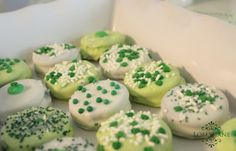 Get Lucky Early With These Charming St. Patrick's Day Projects From @Lolly Jane {lollyjane.com}