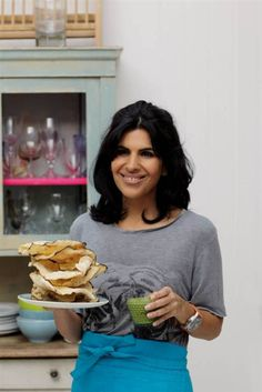 Anjum's new book Quick And Easy Indian is big on flavour for those short on time...