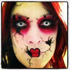 Halloween. Dead bride 2012