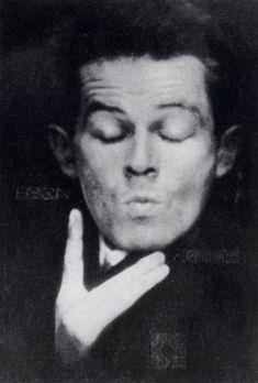 Egon Schiele selfportrait