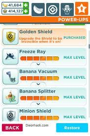 Minion Rush Hack Is Back In Action     Are you trying to find a good and working Minion Rush Hack? If yes, then you are at the right place at the right time. We have coded this advanced hack which will help you to get unlimited Bananas and Unlimited tokens within few seconds. So, What are you waiting…