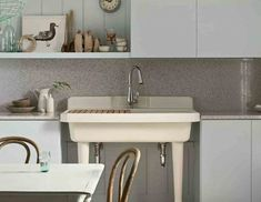 Adding or remodeling a laundry room? Here are 8 important things to know about including a laundry sink. | 8 Tips for Setting Up a Stylish and Functional Laundry Room Sink