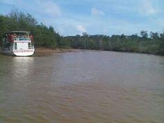 Um passeio ecologico no Delta do Parnaiba PI - Brasil