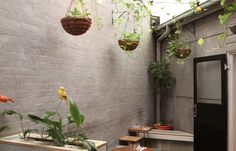 The Crosstown Eating House . patio