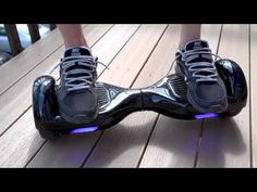 MonoRover Is The Closest Thing To A Functional Hoverboard [Video] - Want to experience the future today? This handsfree Segway, called a MonoRover, is totally epic, and you can get on for just $368,99!
