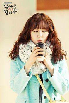 Let's Eat Korean Drama, Korean Actresses, Korean Actors, Seo Hyun Jin, Kpop, Bangs, Makeup Looks, Dancer, Tv Shows