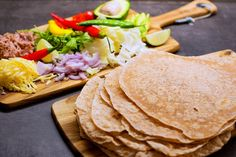 Whole grain tortillas – Jezte sláskou