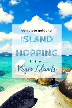 One of our favorite things about the Virgin Islands is how easy it is to visit neighboring islands. Here's our complete guide to island hopping by ferry in the Virgin Islands. We use St. Thomas as a starting point, but these tips & directions apply regard