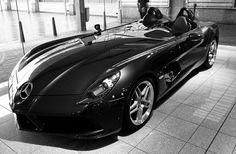 Mercedes-Benz SLR McLaren Sir Stirling Moss