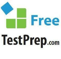 Free Online Help for Studying for the ACT, SAT and GED  FreeTestPrep.com offers a comprehensive system to guide you through exactly what you need for ACT, SAT and GED test preparation. All the sample questions, flashcards and articles are totally free, accessible by anyone. #FREEBIES