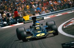 Ronnie Peterson, 1974 French GP.