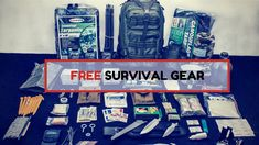 Hey Guys I teamed up with some companies to provide you with some free gears. The only catch is that you have to pay for the shipping. See below for the list of free gears that you can get. FreeEDT Mini Multi Tool Free Donald Trump T-shirt Free WaterProof Firestarter Free Survival Kit Free...