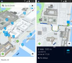 HERE Maps comes to Samsung Galaxy Smartphones as exclusive, will expand to other OS's/devices in future