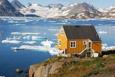 Scandinavia, don't mind living here.....