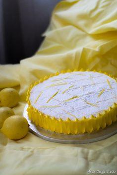 Le torte per le feste: la torta al limone della mamma