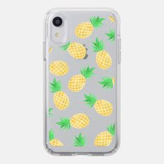 Shop Modern summer watercolor orange green pineapples speck iPhone case created by girly_trend. Cool Phone Cases, Iphone Phone Cases, Orange Phone, Speck Cases, Aesthetic Phone Case, Pineapple Pattern, Apple Products, Living Room Decor, Watercolor