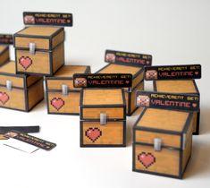 Minecraft Valentines | PiX FiZ