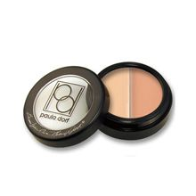 This non-drying concealer can be custom blended to your exact skin tone.  Directions: Apply with Total Camouflage Brush to cover under-eye area and any imperfections.