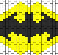 Items similar to Batman Kandi Mask on Etsy Kandi Mask Patterns, Pony Bead Patterns, Beading Patterns Free, Peyote Patterns, Brick Stitch Patterns, Batman Mask, Beaded Banners, Peyote Beading, Beading Projects