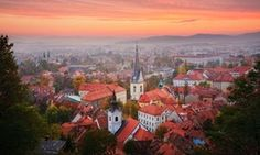 Ljubjlana Slovenia's – and now Europe's – green capital is a laid-back charmer of a city. Easily walkable, it boasts striking architecture and a vibrant outdoor eating and drinking culture