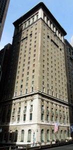 50 Vanderbilt Avenue: Yale Club