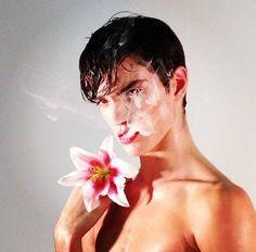 Alexander Ferrario //The Flower of His Secret