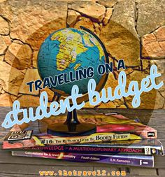 Travelling on a STUDENT BUDGET - Read more on: www.thetravel2.com