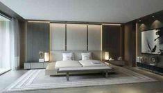 chambre à coucher ultra moderne
