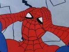 SpiderBug:Destinos Entrelazados - No me lo creo - Wattpad Dc Memes, Cartoon Memes, Cartoon Pics, Work Memes, Work Humor, Cute Memes, Funny Memes, Spiderman Meme, Meme Template