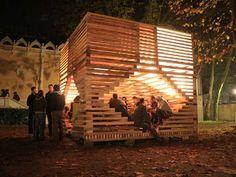 MILU - 11th Internation Venice Biennale of Architecture - Exhibition in the Nordic Pavilion - Rintala Eggertsson Architects