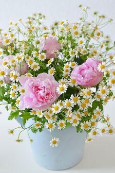 tischdeko mit pfingstrosen selber machen rosa hochzeit teil 3 hochzeit rosa wedding. Black Bedroom Furniture Sets. Home Design Ideas
